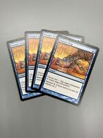 DREAM'S GRIP (x4) - Mirrodin - Magic the Gathering - MTG - (Light Play) -Instant