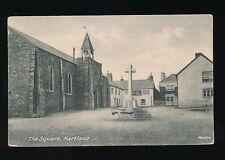 Devon HARTLAND The Square c1920/30s? PPC