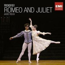 Andr Previn - Prokofiev: Romeo And Juliet (NEW 2 x CD)
