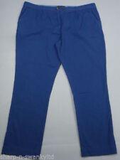 Pantaloni da donna sartoriale blu