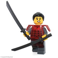 LEGO Collectible MiniFigures: Series 13: #12 - Samurai  (Sealed Pack!)