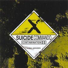 Suicide Commando contamination-CD