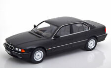 1:18 KK-Scale BMW 740i E38 1.Series 1994 black-metallic