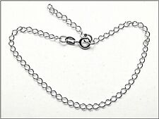 Armband, Basis Bettelarmband für Charms, 925er.Silber 17cm+3cm  TOP    (R150)