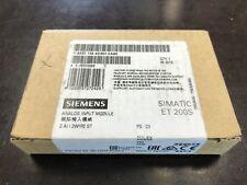 SIEMENS SIMATIC S7 ET-200S6ES7 134-4GB01-0AB0  2xAI - Pack 5