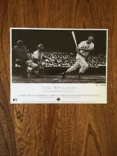 New ListingTed Williams Upper Deck Commemorative Lithograph 1992