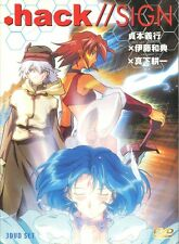 .Hack//SIGN Hack Sign Collection (DVD 3-Disc Set) Anime English Japanese NTSC