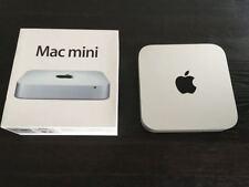 Apple Mac mini a1347 Desktop-md387ll/a (oct, 2012) 8 Go 500 Go SSD