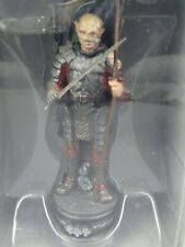 EAGLEMOSS Lord of the Rings Set 1 Chess Piece - Gothmog (Black Bishop)