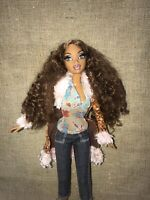 Barbie My Scene Masquerade Madness Madison Doll Rooted Eyelashes