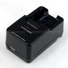 BC-TRX BATTERY CHARGER FOR SONY NP-BX1 BK1 BD1 FD1 FG1 BG1 FT1 FR1 w/ USB Power