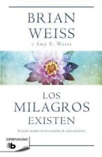 Los Milagros Existen by Brian Weiss (2015, Paperback)