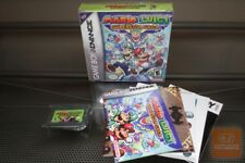 Mario & Luigi: Superstar Saga (Game Boy Advance, GBA) COMPLETE! AUTHENTIC! - EX!