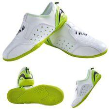 Taekwondo Shoes Adult Children Breathable Karate Kung Fu Wrestling Shoes Soft