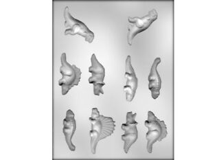 Dinosaurs Assorted 3D Chocolate Mould
