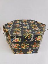 Vintage Collectable Snelgrove & Marshall Hat Box