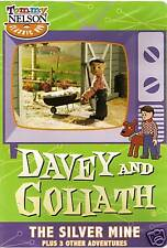 DAVEY & GOLIATH - THE SILVER MINE plus 3 other stories