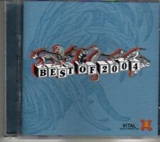 (DF872) Vital, Best of 2004/5 - 38 tracks various artists - DJ CD