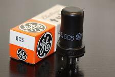 6C5/CV582 GE NOS BOXED