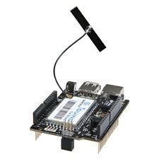 Geeetech Latest Iduino Yun Shield board Linux WiFi 3G Ethernet USB for Arduino