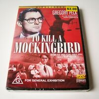 TO KILL A MOCKINGBIRD - DVD | LIKE NEW & SEALED
