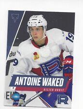 2017-18 Laval Rocket (AHL) Antoine Waked