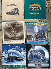 Orchard Supply Hardware Calendars 1990, 1991, 1992, 1997, 1999, 2000 Free Ship