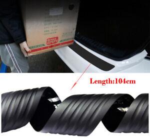 Car Bumper Protect Stripe Anti-collision Anti-scratch Rubber Plate Trim Strip UK