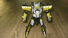 Power Rangers Dino Charge Ptera Megazord Morphs To Ptera Zord Bandai Black Gold