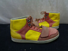 Creative Recreation Shoes Red Yellow Size 13 (OAW33-811)