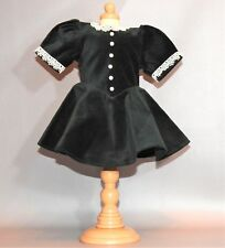 American Girl Doll Molly evergreen velvet dress