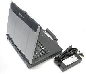 Panasonic Toughbook CF-52 Core 2 Duo P8400 2.26GHz 500GB HDD 4GB No OS 13k Hours