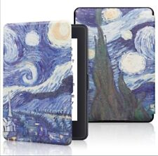 Magnetic Painted Case Cover for Amazon Kindle Paperwhite1 2 3 Free Filmvan Gogh