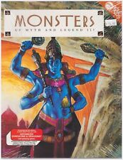 AD&D 1st edition: Monsters of Myth and Legend III - Excellent Condition