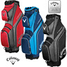 2020 Callaway X-Series Org Cart / Trolley Golf Bag 14 way divider - 3 Colours