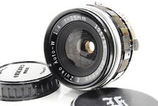 Excellent+++ Olympus 25/4 auto-w E.zuiko from Japan