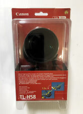 Canon TL-H58 Teleconverter Lens Made In Japan Brand New In Box