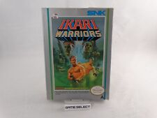 IKARI WARRIORS NINTENDO NES 8 BIT PAL A MATTEL BOXED BOXATO ORIGINALE