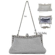 20s Womens Handbags Sequins Beaded Handmade Evening Handbag Party Wedding Clutch