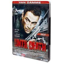 Until Death - Uncut, 2-Disc Limited Steelbook DVD Jean-Claude van Damme