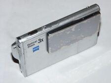 Sony Cyber-shot DSC-T7 5.1MP Digital Camera - Silver - Plateado
