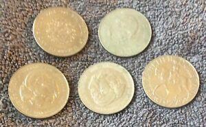 MAN DRAWER FIND - VINTAGE BRITISH COINS - LISTING 1