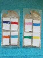 Mid Century Modern Drink Coasters Coozies Barware Nwt  Lot Of 8