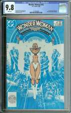 WONDER WOMAN #15 CGC 9.8 WHITE PAGES