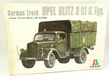 Italaerei Maquette 1/35 Militaire Army - Opel Blitz 3T
