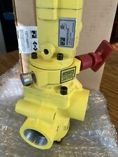Ross Y2773A8072Z Piloted Air Valve W/manual L-o-x Control