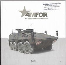 Märklin 4Mfor Katalog 2008