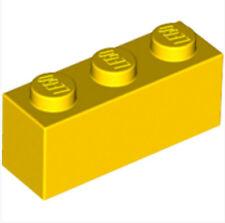 LEGO Brick 1x3.(3622)_ Bright Yellow  _362224(Lot of 20)
