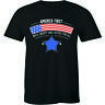 America First Liberty And Justice For All Slogans Sayings Statements Men T-shirt
