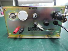 Ulvac Penning Vacuum gauge Control GI-PRYS    /  Free Expedited Shipping